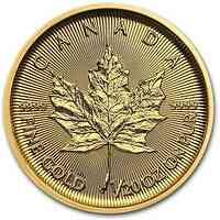 Kanada : 1 Dollar 1/20 oz  2020 Stgl.