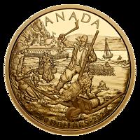 Kanada : 200 Dollar Kanadische Geschichte - Neufrankreich 2020 PP