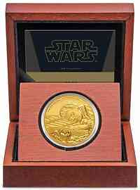 Niue : 250 Dollar Star Wars - Lando Calrissian  1 oz  2020 PP