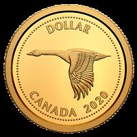 Kanada : 1 Dollar Dollar 1967 - Alex Colville #1 Einzeletui 2020 PP