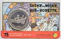 Belgien : 5 Euro Suske und Wiske  2020 Stgl.