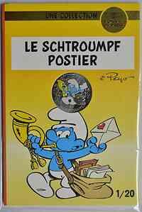 Frankreich : 10 Euro Post 1/20  2020 Stgl.