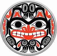 Kanada : 20 Dollar Bill Reid: Xhuwaji, Haida Grizzly Bear  2020 PP