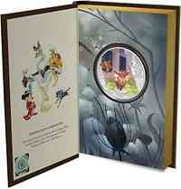 Niue : 2 Dollar Disney/80 J. Fantasia - Dance of the Hours 1 oz  2020 PP