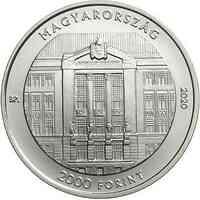 Ungarn : 2000 Forint Staatlicher Rechnungshof  2020 Stgl.