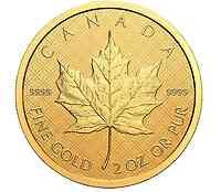 Kanada : 200 Dollar Maple Leaf Reverse Proof  2021 PP