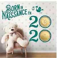 Kanada : 3,40 Dollar Babysatz  2020 Stgl.