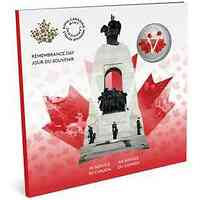 Kanada : 5 Dollar Remembrance Day - Moments to Hold #3  2020 Stgl.