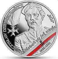 Polen : 10 Zloty Mieczyslaw Dziemieszkiewicz ´Roj´-Soldaten #10  2020 PP