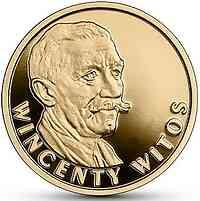 Polen : 100 Zloty 100 J. Unabhängigkeit #6 - Wincenty Witos  2020 PP