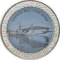 Spanien : 1,5 Euro Dornier Wal Plus Ultra  2020 bfr