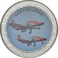 Spanien : 1,5 Euro Casa C-101 Aviojet  2020 bfr