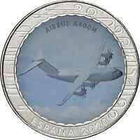 Spanien : 1,5 Euro Airbus A400M  2020 bfr