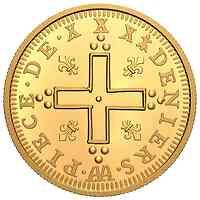 Kanada : 200 Dollar Relikte des neuen Frankreichs: Louis XIV 30 Deniers  2021 PP