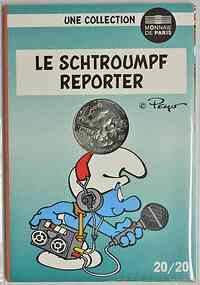 Frankreich : 10 Euro Reporter 20/20  2020 Stgl.