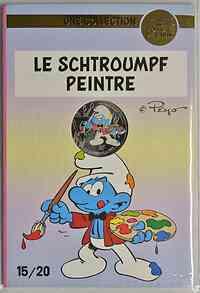Frankreich : 10 Euro Maler 15/20  2020 Stgl.