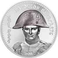 Mongolei : 1000 T Napoleon Bonaparte  2021 PP