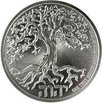 Niue : 2 Dollar Niue - Tree of Life   1 oz  2021 Stgl.