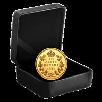 Kanada : 10 Cents 1936 dot 10 cents  2021 PP