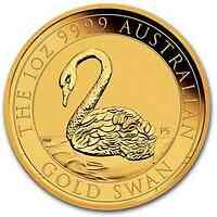 Australien : 100 Dollar Schwan 2021 Stgl.