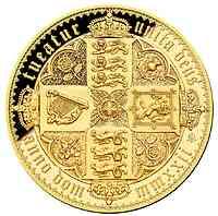Saint Helena : 5 Pfund The Gothic Crown 1oz Gold (Masterpiece)  2022 PP