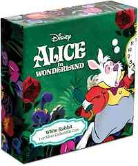 Niue : 2 Dollar Alice im Wunderland 2 - Das Weiße Kaninchen  2021 PP
