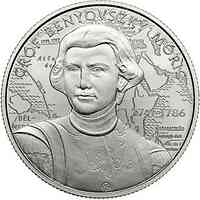 Ungarn : 2000 Forint Moric Benyovszky  CuNi  2021 Stgl.