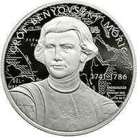 Ungarn : 10000 Forint Moric Benyovszky  SiPP  2021 PP