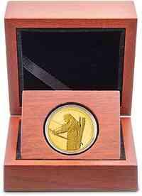 Niue : 25 Dollar Legolas - Herr der Ringe Classics 1/4 oz  2021 PP