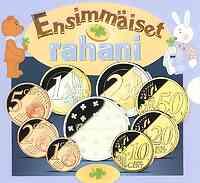 Finnland : 3,88 Euro original KMS Baby der finnischen Münze- enthält kompletten Kursmünzensatz 2005 + Medaille  2005 Stgl.