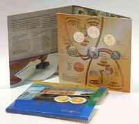 """Finnland : 5,88 Euro original Kursmünzensatz der finnischen Münze II. """"Wahlrecht"""" mit 2 Euro Gedenkmünze !  2006 Stgl. KMS Finnland 2006"""