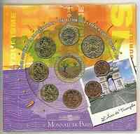 Frankreich : 3,88 Euro original KMS Frankreich Tourismus 2004 Stgl.