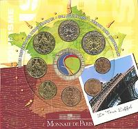 Frankreich 3,88 Euro original KMS Frankreich Tourismus 2005 Stgl.