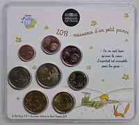 Frankreich : 3,88 Euro KMS Kleiner Prinz - Junge  2013 Stgl.