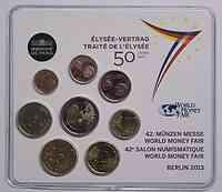 Frankreich : 3,88 Euro KMS Elysée-Vertrag  2013 Stgl.