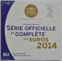 Frankreich : 3,88 Euro KMS Frankreich  2014 Stgl.