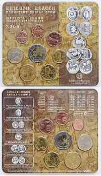 Griechenland 3,88 Euro KMS Griechenland 2006 Stgl.