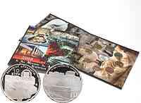 Griechenland : 13,88 Euro original Kursmünzensatz der griechischen Münze in bankfrischer Qualität + 10 Euro Akropolis in polierter Platte  2008 PP KMS Griechenland 2008 PP