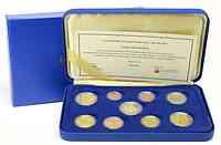 Irland : 5,88 Euro KMS Irland mit 2 Euro Gedenkmünze 10 Jahre Euro-Bargeld in PP  2012 PP