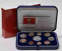 Italien 10,88 Euro Italien KMS 2010 PP Alfa polierte Platte