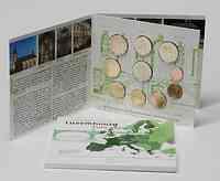Luxemburg : 7,88 Euro original Kursmünzensatz aus Luxemburg mit zusätzlicher 2 Euro Gedenkmünze (10 Jahre Euro und Charlotte)  2009 Stgl. KMS Luxemburg 2009