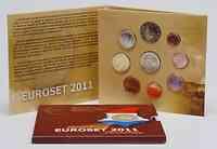 Luxemburg : 5,88 Euro Satz aus Kursmünzen + 2 Euro Gedenkmünze  2011 Stgl.