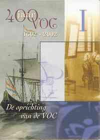 Niederlande : 3,88 Euro VOC - Kursmünzensatz Nr. 1  2002 bfr