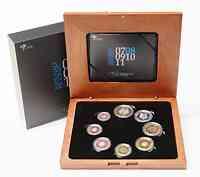 Niederlande : 3,88 Euro original Kursmünzensatz der niederländischen Münze  2008 PP KMS Niederlande 2008 PP