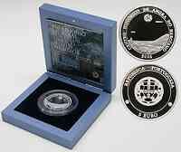 Portugal : 5 Euro Angra do Heroismo  2005 PP UNESCO, 5 Euro Portugal 2005