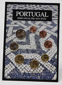 Portugal 3,88 Euro original KMS 2010 FDC