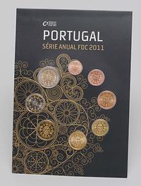 Portugal 3,88 Euro original KMS 2011 FDC