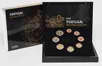 Portugal : 3,88 Euro original Kursmünzensatz aus Portugal  2011 PP KMS Portugal 2010 PP