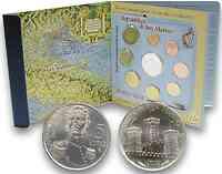 San Marino : 8,88 Euro original Kursmünzensatz aus San Marino mit 5 Euro Gedenkmünze  2005 Stgl. KMS San Marino 2005