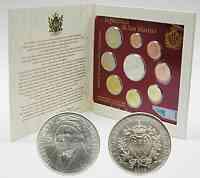 San Marino : 8,88 Euro original Kursmünzensatz aus San Marino mit 5 Euro Gedenkmünze  2006 Stgl. KMS San Marino 2006